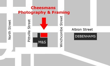 Cheesmans Picture Framing & Photography - Frames, Portrait ...